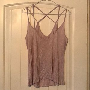 Cute, lavender tank top